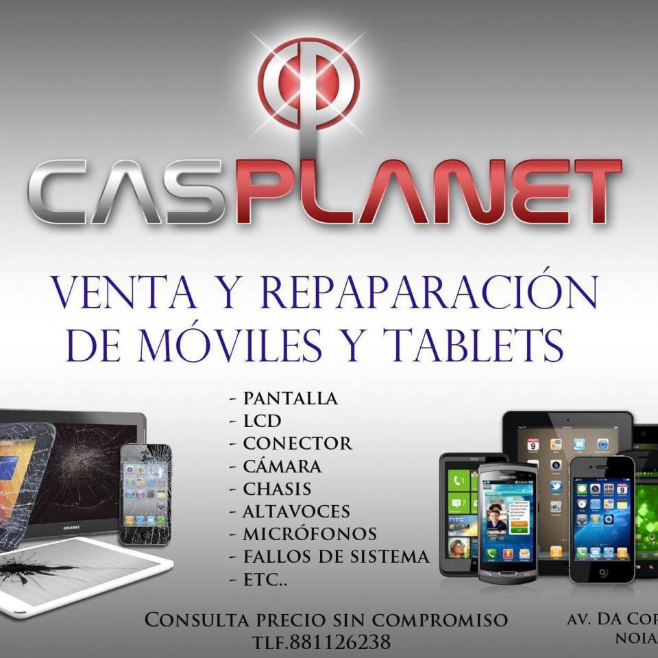 Casplanet - Móviles, tablets, reparación...