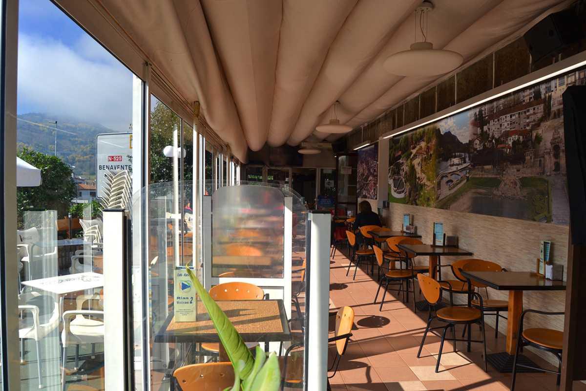 Cafetería Karaoke Rías Baixas 2