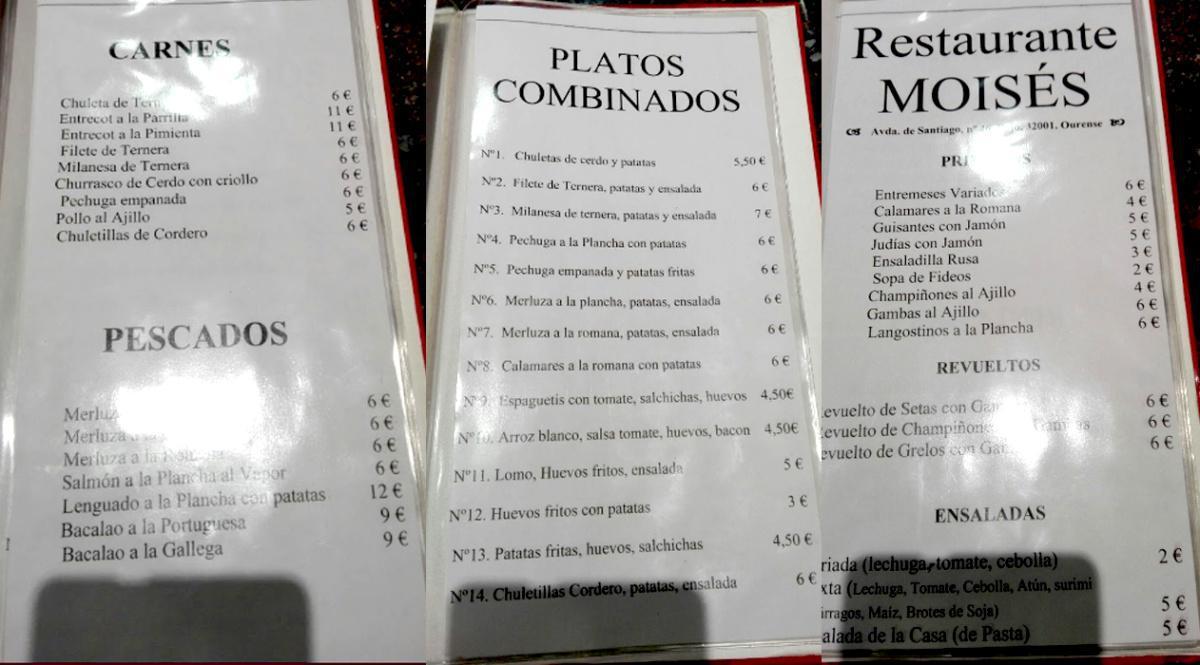 Restaurante Moises