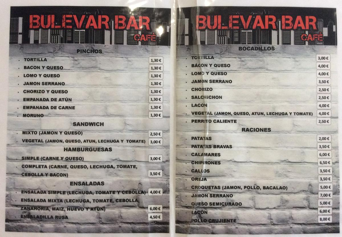 Bar Bulevar