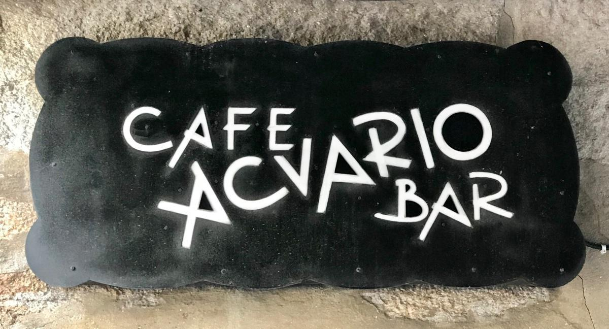 Café Acuario Bar