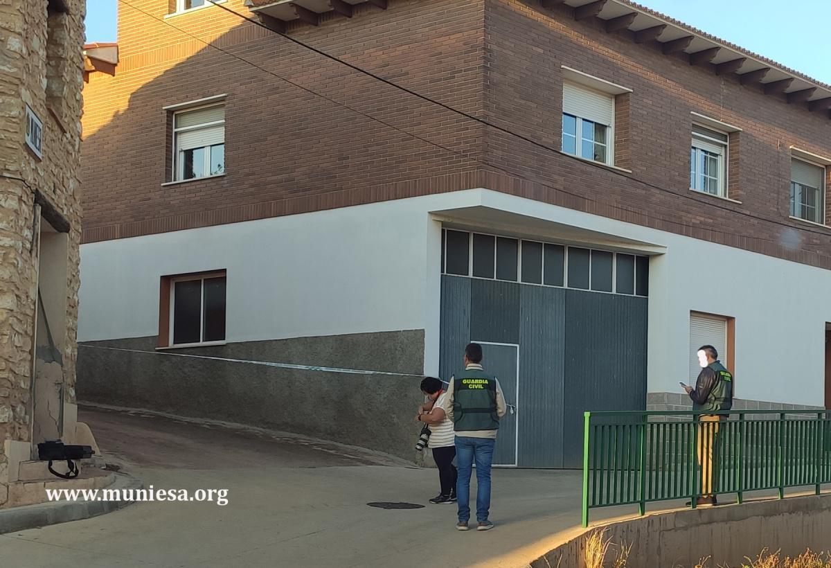 TIROTEO EN MUNIESA. RECONSTRUCCIÓN DE LOS HECHOS