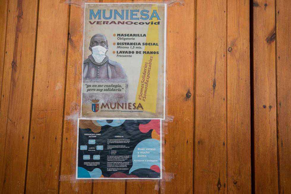 MUNIESA EN EL HERALDO. VIDEO Y FOTOGRAFÍAS