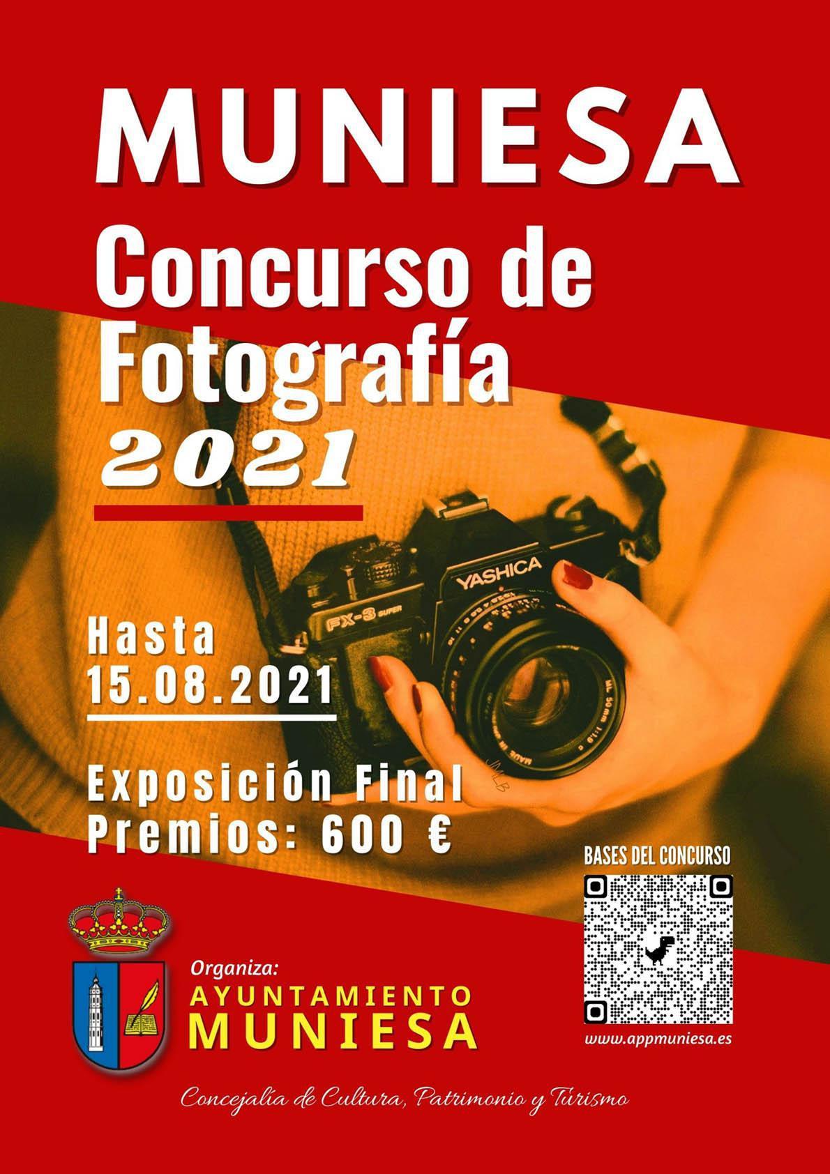 MUNIESA. CONCURSO FOTOGRAFÍA 2021