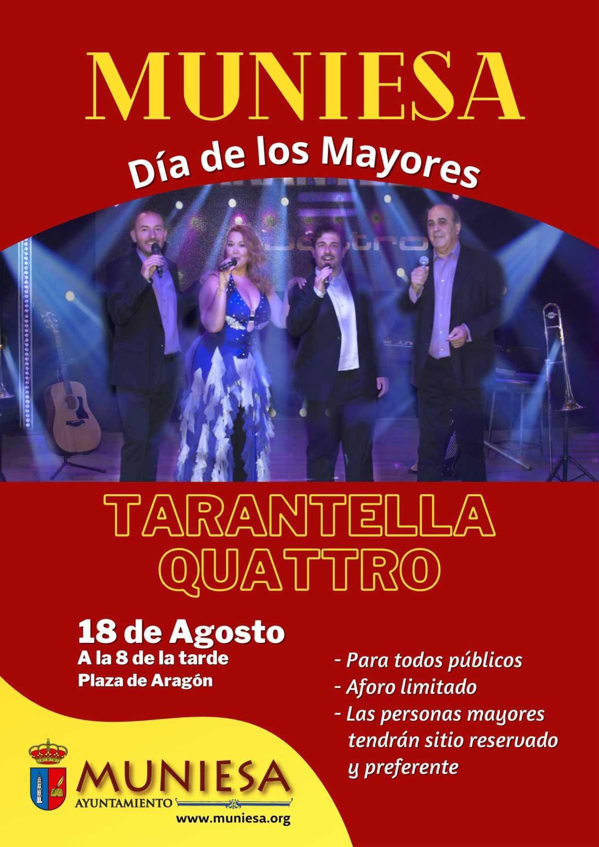 MUNIESA. MUSICAL ESPECTÁCULO DE SIEMPRE Y PARA TODOS