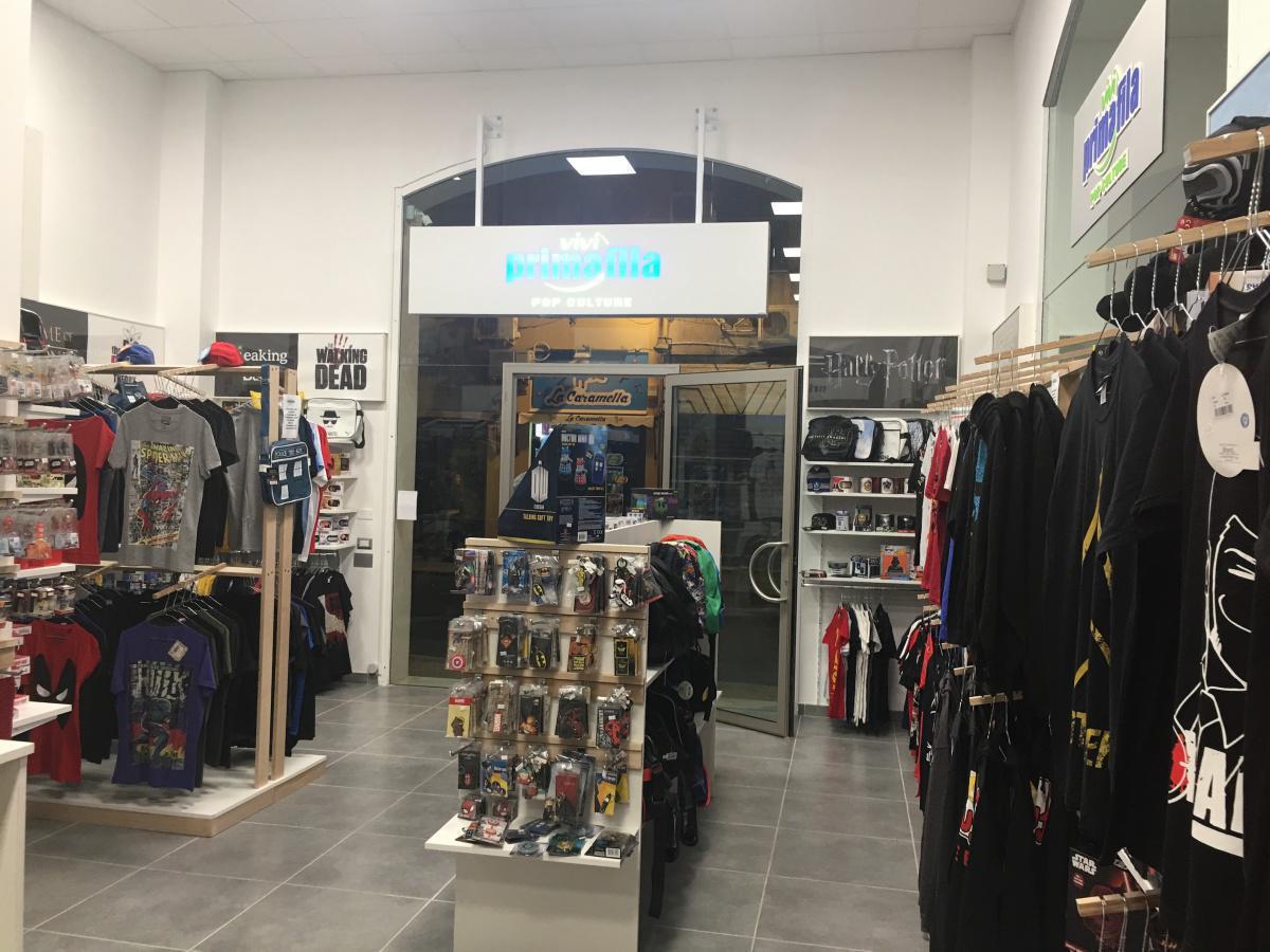 Primafila Store - Maqueda