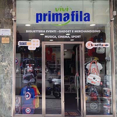Primafila Store - Notarbartolo
